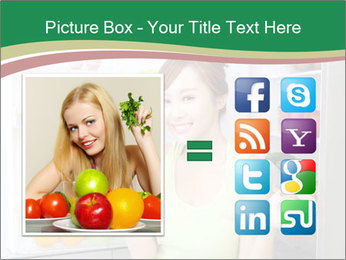 Healthy Eating Concept PowerPoint Templates - Slide 21