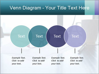 Office desk PowerPoint Template - Slide 32
