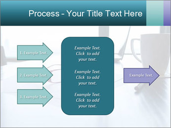 Office desk PowerPoint Template - Slide 85