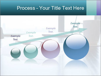 Office desk PowerPoint Template - Slide 87