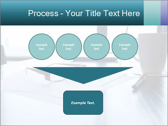Office desk PowerPoint Template - Slide 93