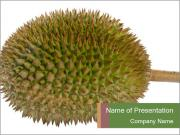 Durian PowerPoint Templates