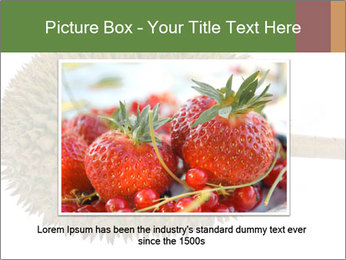 Durian PowerPoint Templates - Slide 15