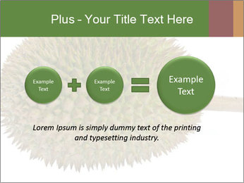 Durian PowerPoint Templates - Slide 75