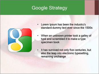Beautiful teeth PowerPoint Templates - Slide 10