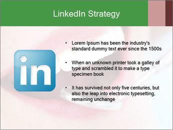 Beautiful teeth PowerPoint Templates - Slide 12