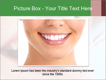 Beautiful teeth PowerPoint Template - Slide 15
