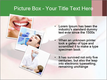 Beautiful teeth PowerPoint Template - Slide 17