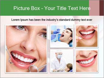 Beautiful teeth PowerPoint Templates - Slide 19