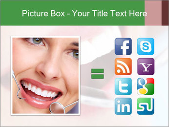 Beautiful teeth PowerPoint Templates - Slide 21