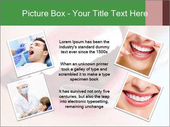 Beautiful teeth PowerPoint Templates - Slide 24