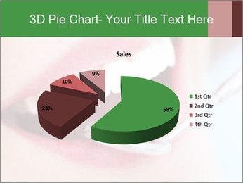 Beautiful teeth PowerPoint Templates - Slide 35