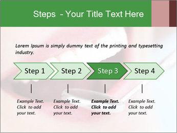 Beautiful teeth PowerPoint Templates - Slide 4