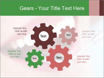 Beautiful teeth PowerPoint Templates - Slide 47