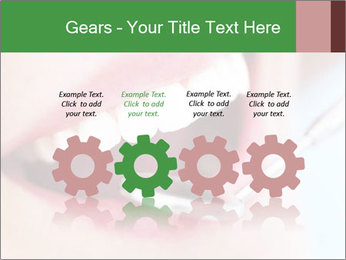 Beautiful teeth PowerPoint Templates - Slide 48