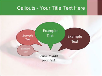 Beautiful teeth PowerPoint Templates - Slide 73