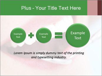 Beautiful teeth PowerPoint Templates - Slide 75