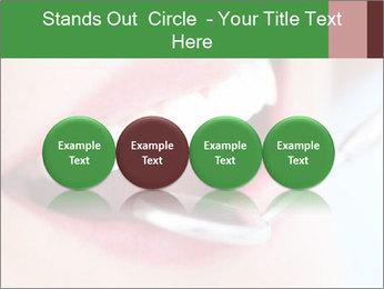 Beautiful teeth PowerPoint Templates - Slide 76