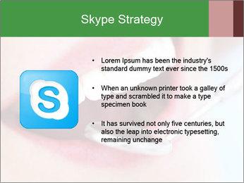 Beautiful teeth PowerPoint Templates - Slide 8