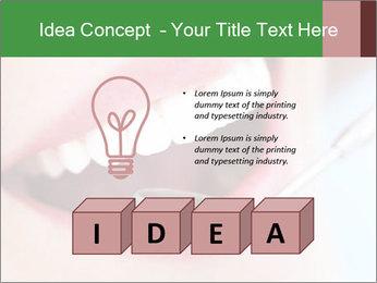 Beautiful teeth PowerPoint Templates - Slide 80