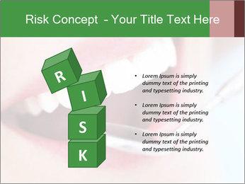 Beautiful teeth PowerPoint Templates - Slide 81