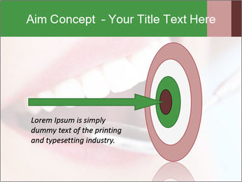 Beautiful teeth PowerPoint Template - Slide 83