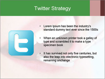 Beautiful teeth PowerPoint Templates - Slide 9
