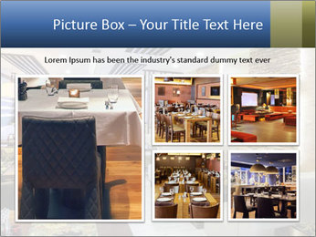 Modern restaurant PowerPoint Template - Slide 19