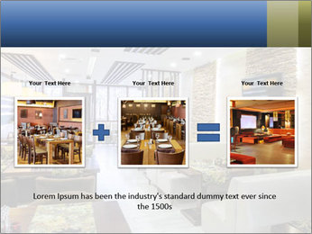 Modern restaurant PowerPoint Template - Slide 22