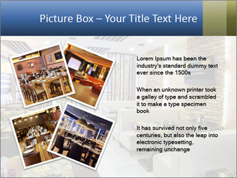 Modern restaurant PowerPoint Template - Slide 23
