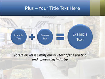 Modern restaurant PowerPoint Template - Slide 75