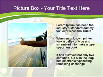Traveling PowerPoint Templates - Slide 13