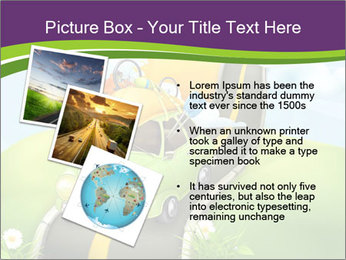 Traveling PowerPoint Templates - Slide 17