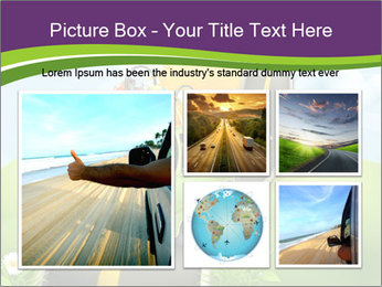 Traveling PowerPoint Templates - Slide 19