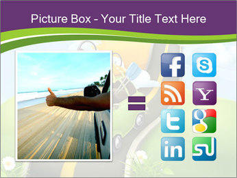 Traveling PowerPoint Templates - Slide 21