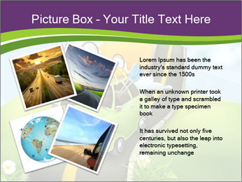 Traveling PowerPoint Templates - Slide 23