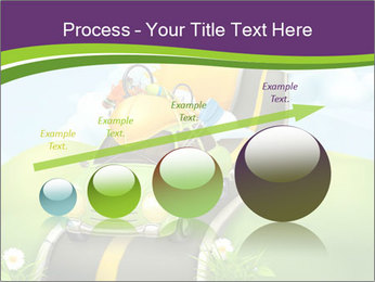 Traveling PowerPoint Templates - Slide 87