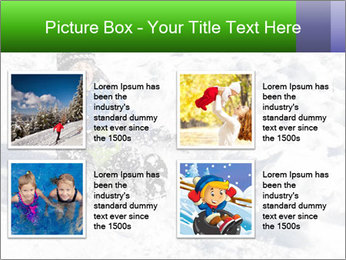 Cute young boy PowerPoint Templates - Slide 14