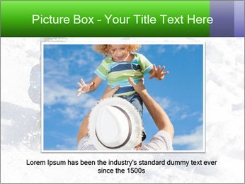 Cute young boy PowerPoint Templates - Slide 15