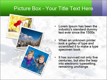 Cute young boy PowerPoint Templates - Slide 17