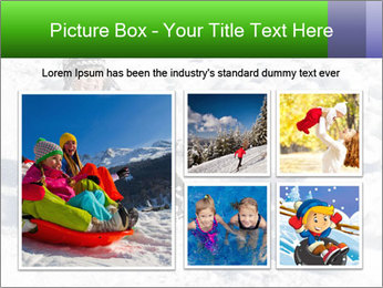 Cute young boy PowerPoint Templates - Slide 19