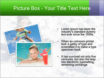 Cute young boy PowerPoint Templates - Slide 20