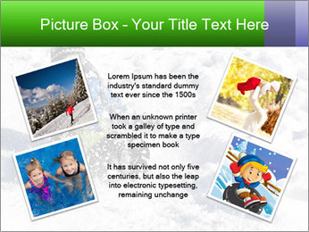 Cute young boy PowerPoint Templates - Slide 24