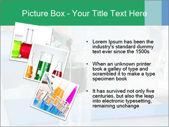 A Professor is decanting PowerPoint Template - Slide 17