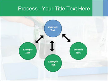A Professor is decanting PowerPoint Template - Slide 91