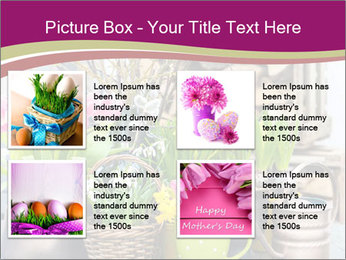Easter decoration PowerPoint Template - Slide 14