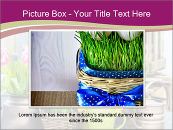 Easter decoration PowerPoint Template - Slide 15
