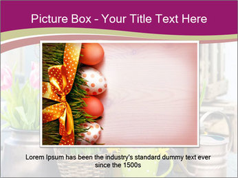 Easter decoration PowerPoint Template - Slide 16