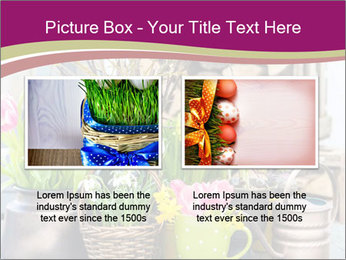 Easter decoration PowerPoint Template - Slide 18