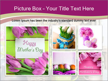 Easter decoration PowerPoint Template - Slide 19